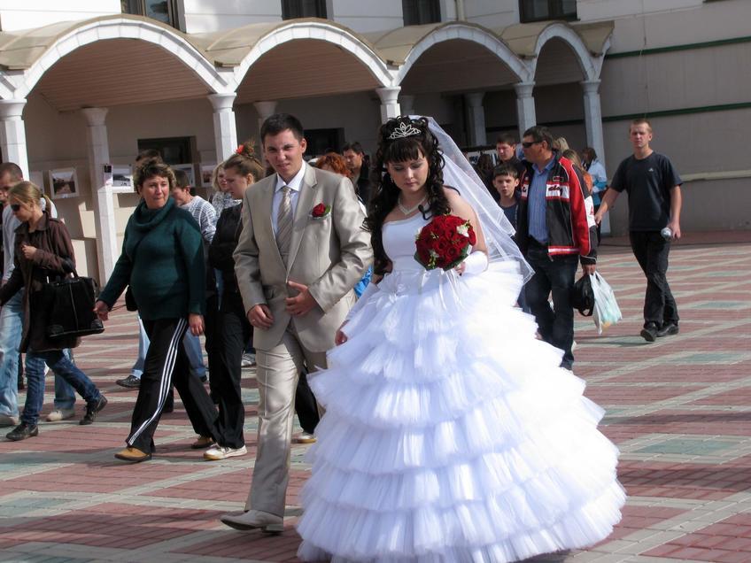 Фото №59672. Жениих и невеста
