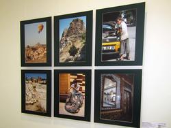 Фотографии с выставки в Манеже (Казань)