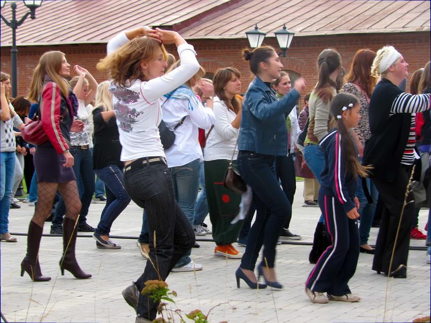 Фото №59782. Зажигательные танцы