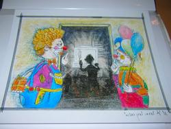 Рисунок Аиды Вайнер - внучки Гарифа Ахунова