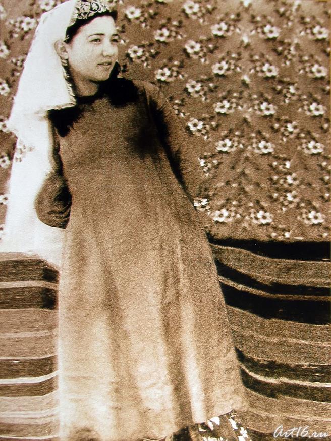 Шаида Максудова (Ахунова)::Гариф Ахунов (1925-2000)