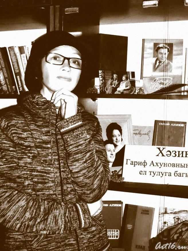 Гид по выставке Н. Ахунова::Гариф Ахунов (1925-2000)