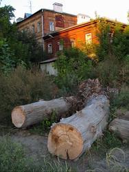 Казань, 2010. Где-то в р-не  ул. Некрасова