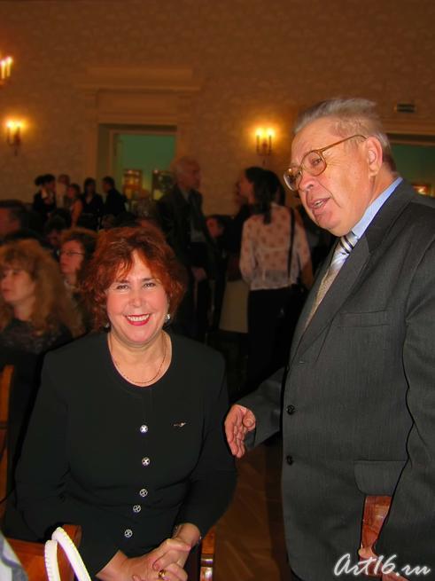 Богоудинова Роза Закировна (слева)::Форум 2010
