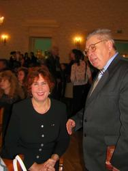 Богоудинова Роза Закировна (слева)