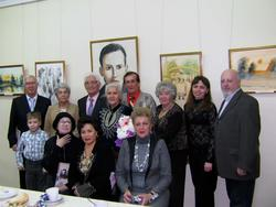 На вечере памяти Гарифа Ахунова