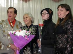 Эмиль Залялетдинов, Зубаржат Арсланова , Наиля Ахунова, Алсу Биктимерова