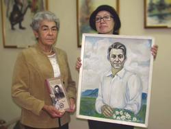 Лейла Каримова и Наиля Ахунова