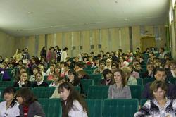 Актовый зал Арской детской школы исусств