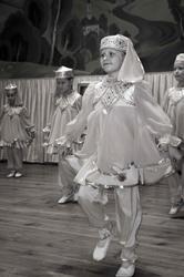 Танцевальный ансамбь. Арск-