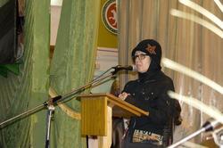 Наиля Ахунова, поэтесса,, дочь писателя