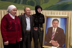 Рузиля Хайруллина, Ризван Хайруллин и Наиля Ахунова