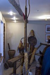 В Арском краеведческом музее (фрагмент экспозиции)