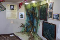 Уголок  Г. Тукая в Арском краеведческом музее