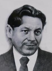 Портрет Гарифа Ахунова