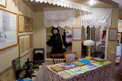 Н Ахунова. Краеведческий музей  в Арске