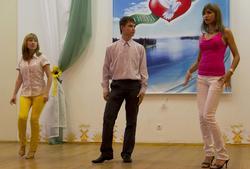 ТРИО. Мария Кузнецова, Дмитрий Рыбаков, Елена Карягина (Татарстан)