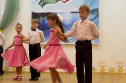 Танцевальный коллектив ''Музыкальные ритмы''