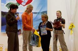 Награждение Камфаровой Светланы (Татарстан)