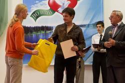 Награждение Андриянова Дмитрия (Чувашия)