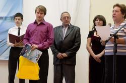 Награждение Сосницкого Алексея (Чувашия)