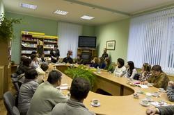Круглый стол в МУК ''Алатырская централизованная библиотечная система''