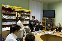 Участники Круглого стола Межрегионального фестиваля ''Во имя жизни''