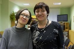 Наиля Гарифзяновна Ахунова, Вероника Алексеевна Исаева