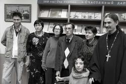 Участники Круглого стола в  в МУК ''Алатырская централизованная библиотечная система''