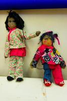 Китайские куклы из коллекции И. Захаровой