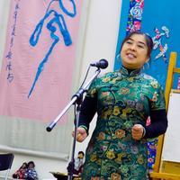 Студентка КГУ из Китая