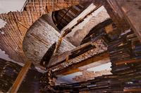 Марьян ТУИВЕН. Разрушенный дом, Красноярск 4, 2010