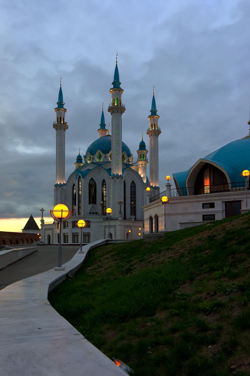 Фото №62552. Мечеть Кул Шариф