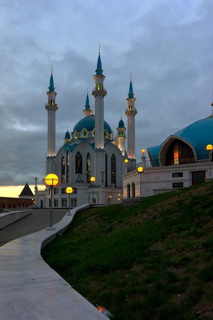 Мечеть Кул Шариф::Избратое