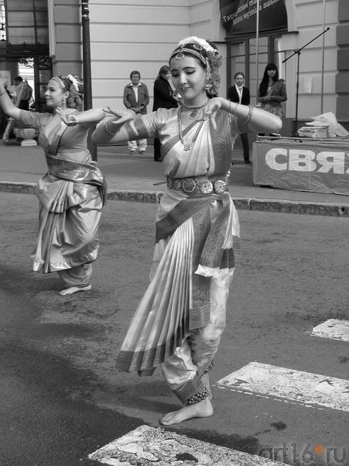 Индийский танец::Избратое