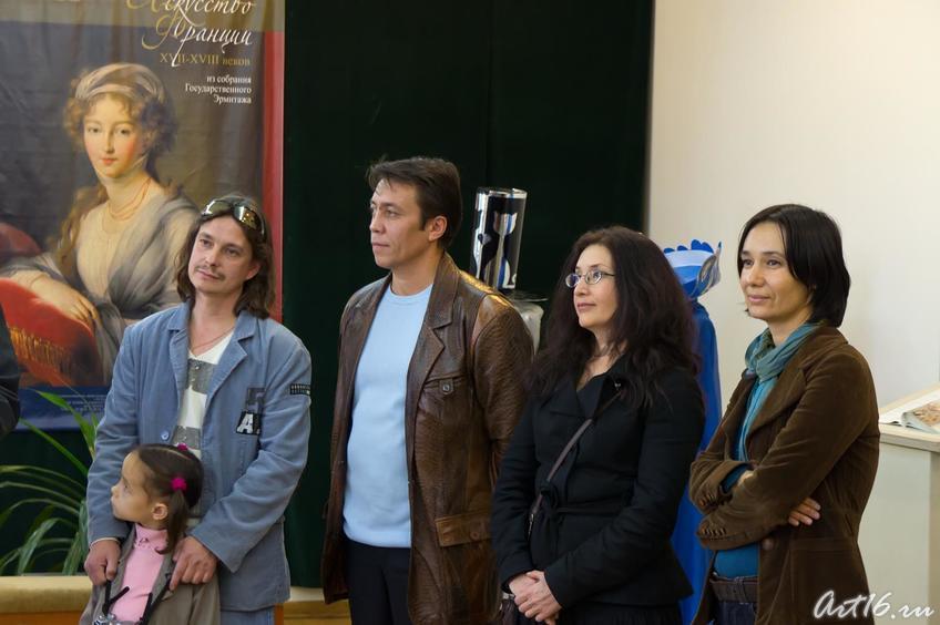 Призеры Международного конкурса современного искусства «Российская неделя искусств (г. Москва)»::Выставка победителей международного конкурса современного искусства