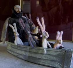 Дед Мазай и зайцы. 2008