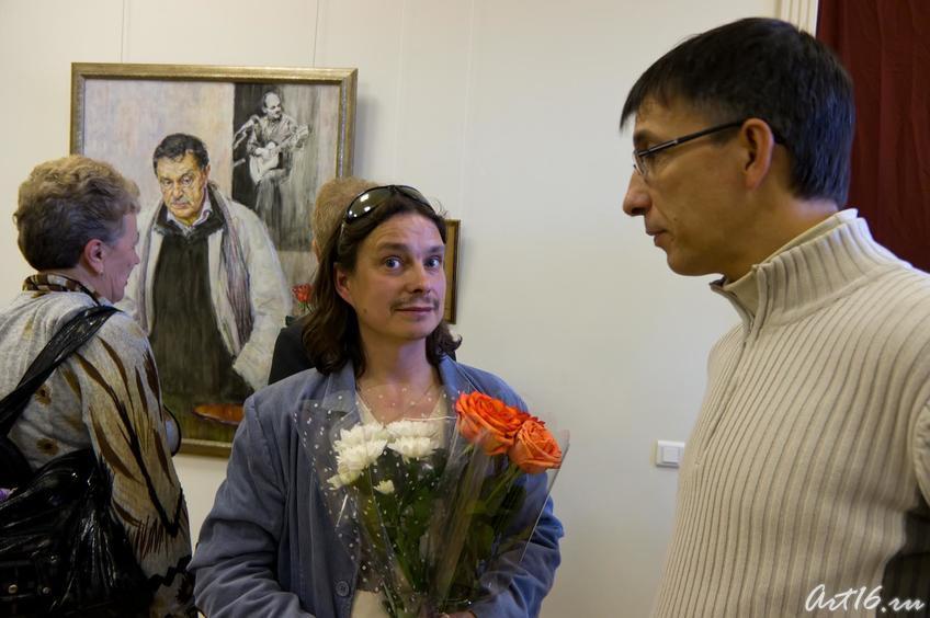 Александр Шадрин::Выставка победителей международного конкурса современного искусства