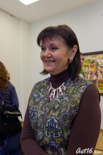 Валентина Братышева::Выставка победителей международного конкурса современного искусства