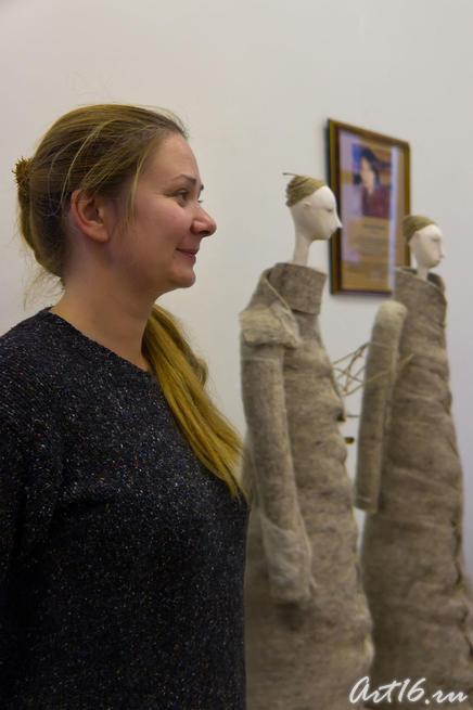 Елена Ежовкина::Выставка победителей международного конкурса современного искусства
