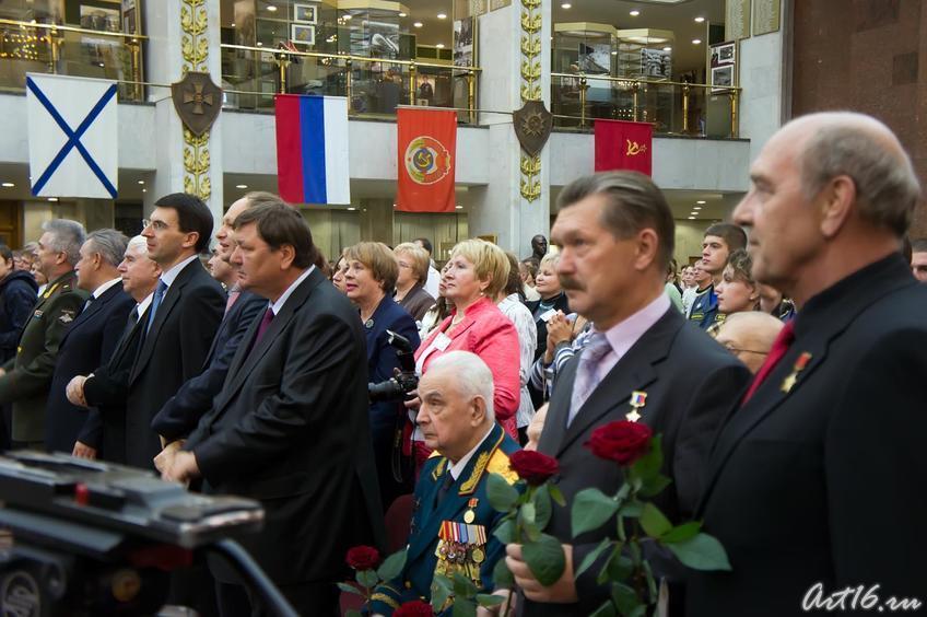 Почетная публика почетного конкурса::Всероссийский конкурс «Патриот России», Москва, 2010