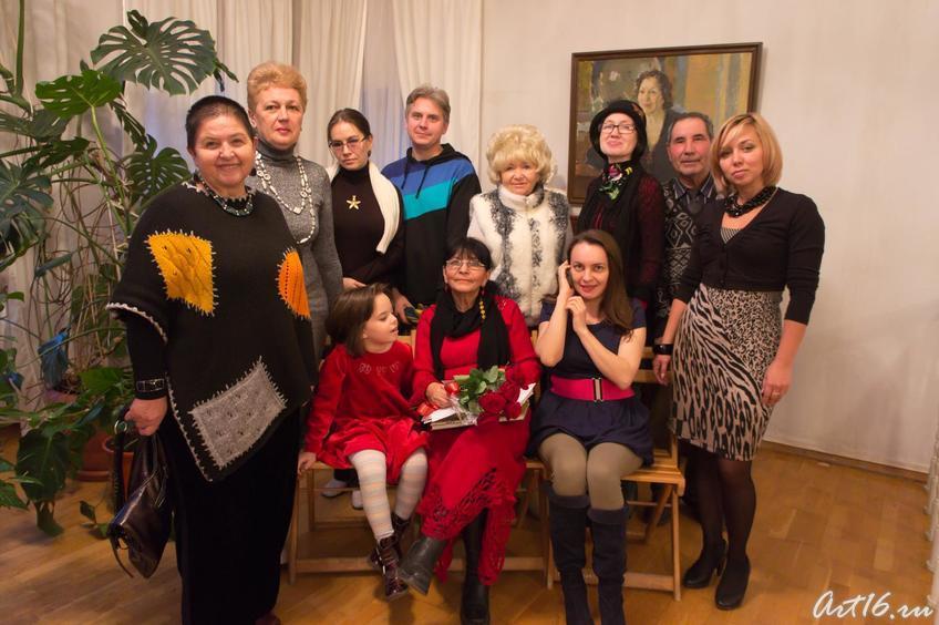 Творческий вечер Розалины Шагеевой