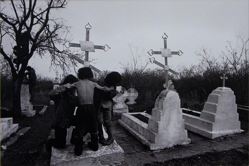Фото №63201. Цыгане. Одесса 1991