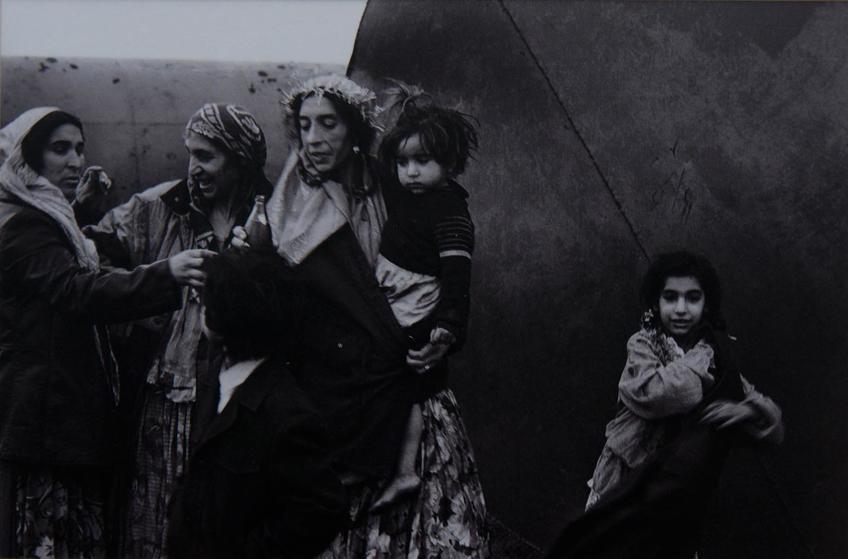 Цыгане. Одесса 1991::Фотографии Ляли Кузнецовой