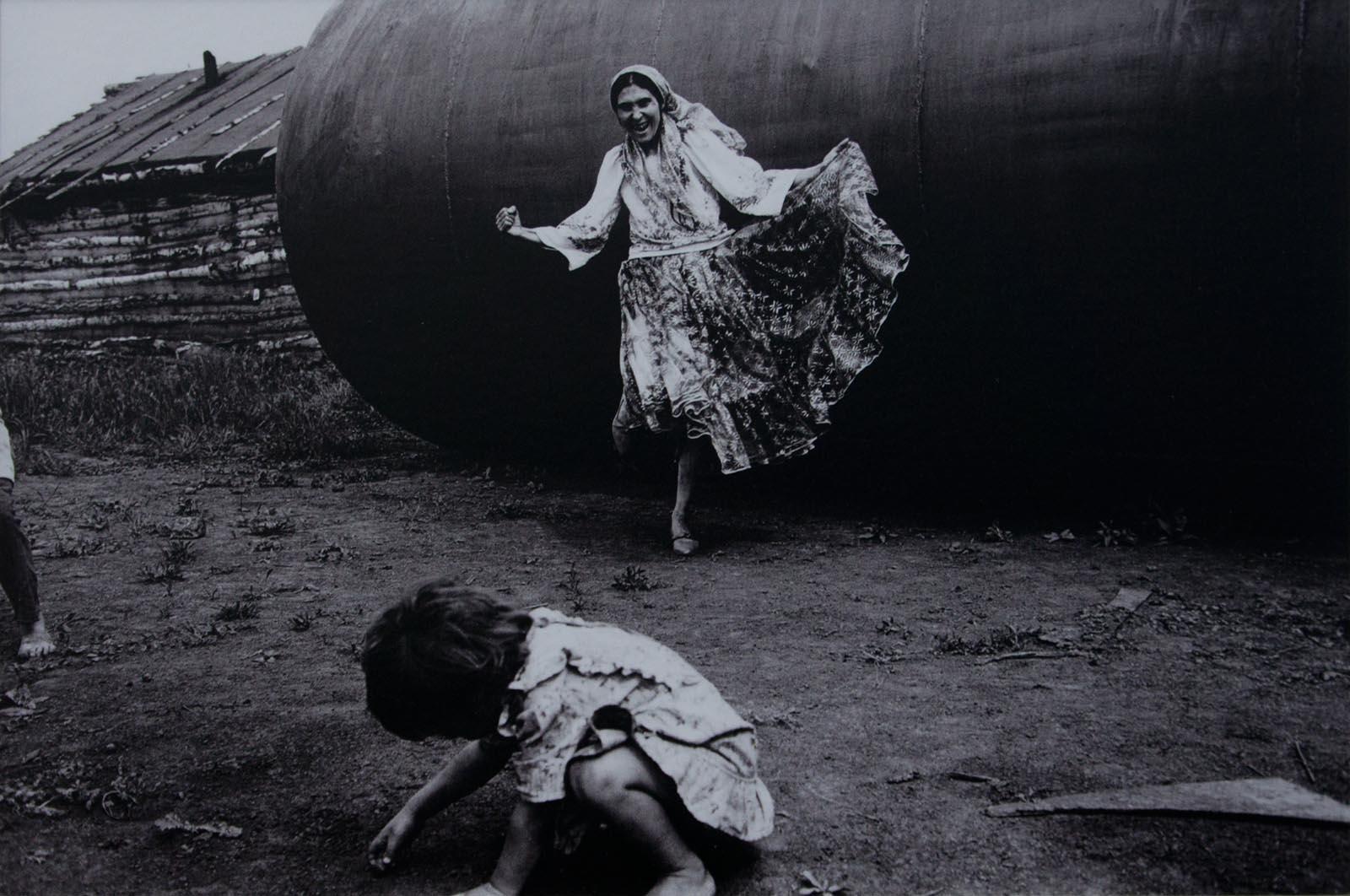 Цыгане. Одесса 1990::Фотографии Ляли Кузнецовой