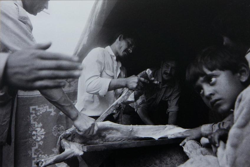 Фото №63231. Цыгане. Одесса 1992