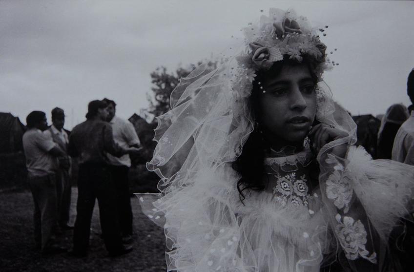 Цыгане. Одесса 1992::Фотографии Ляли Кузнецовой