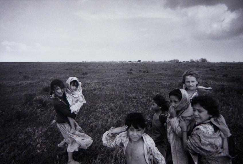 Цыгане. Уральск 1986-87::Фотографии Ляли Кузнецовой