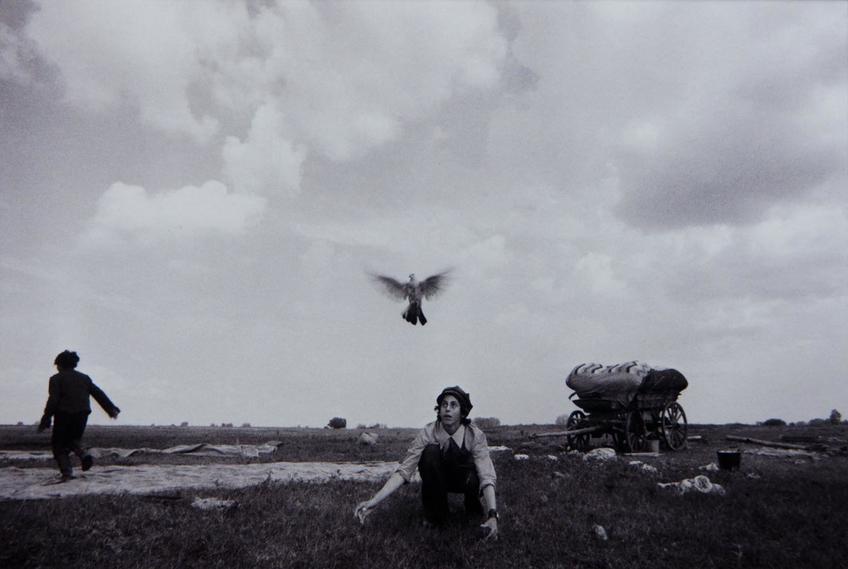 Цыгане. Уральск 1979::Фотографии Ляли Кузнецовой