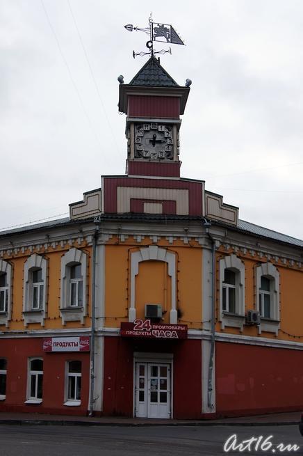 «Дом Михайлова»  г. Клин::г.Клин, дом-музей П.И.Чайковского